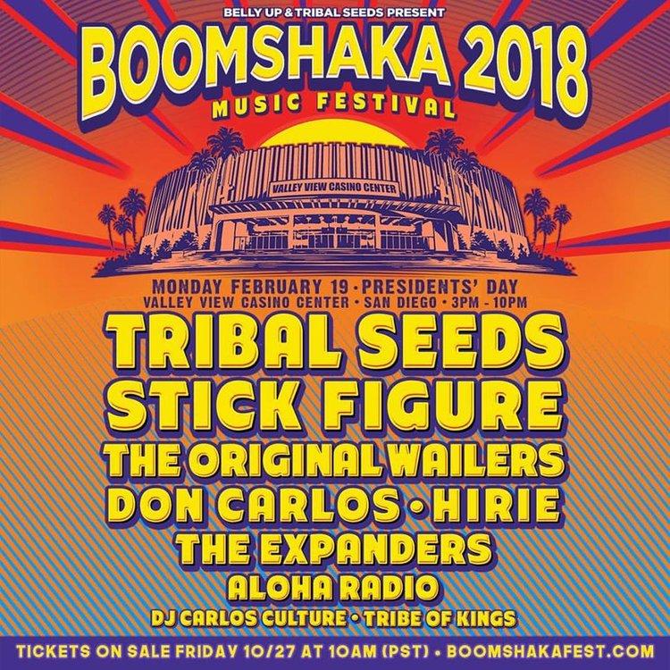 Aloha Radio Boomshaka Festival